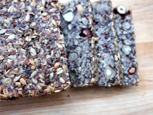The life changing loaf aka bird seed bread bloom nourish for Bird seed glue recipe