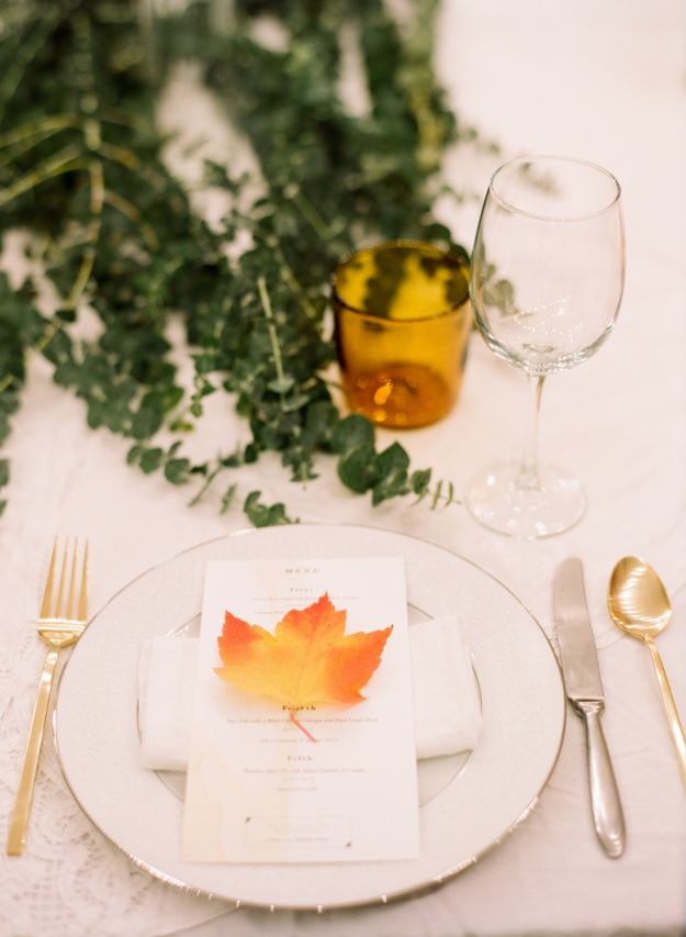 autumn dinner gathering | bloom & nourish